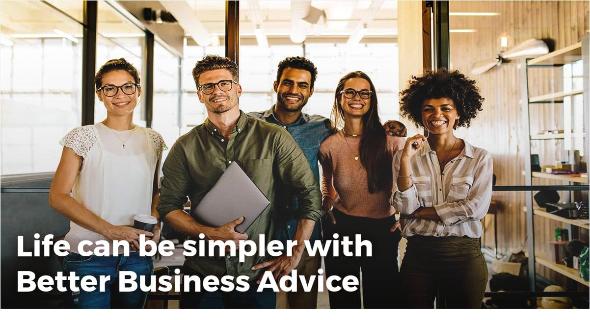 Better Business Advice - Business Advice - Tax Advice