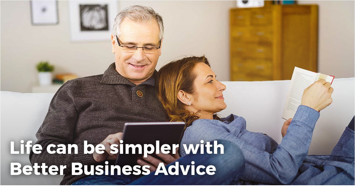 Better Business Advice - Financial Planning
