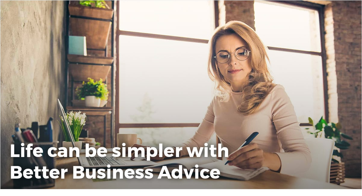 Better Business Advice - Taxation - Accounting