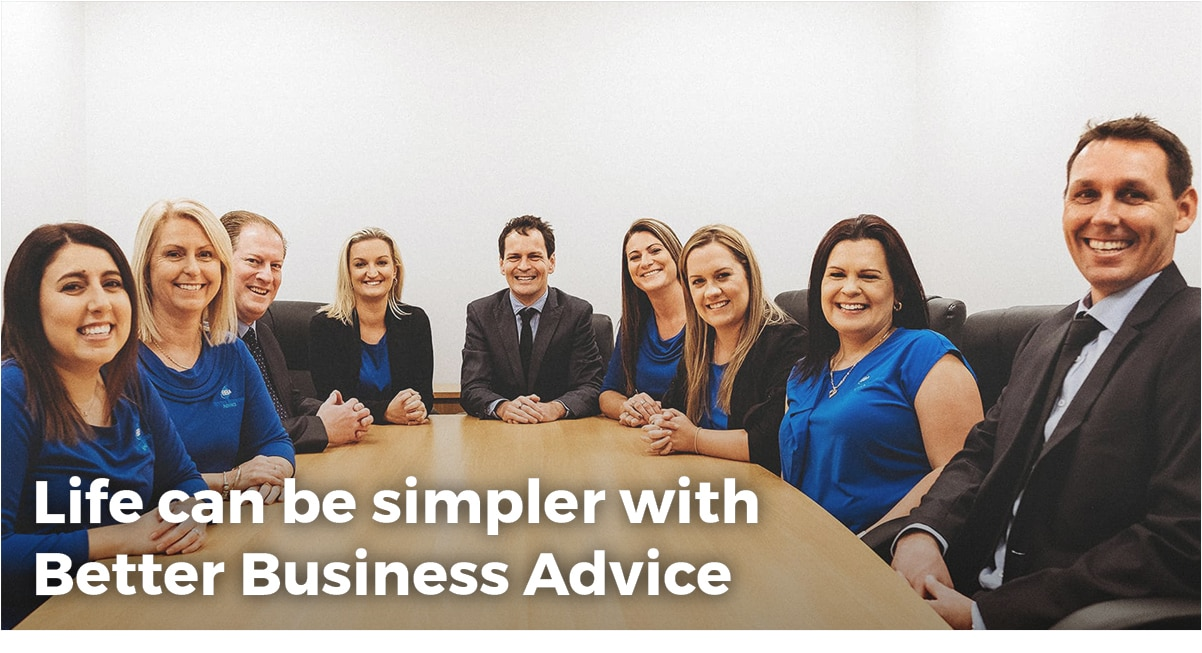 Better Business Advice - Our Experienced Financial Team